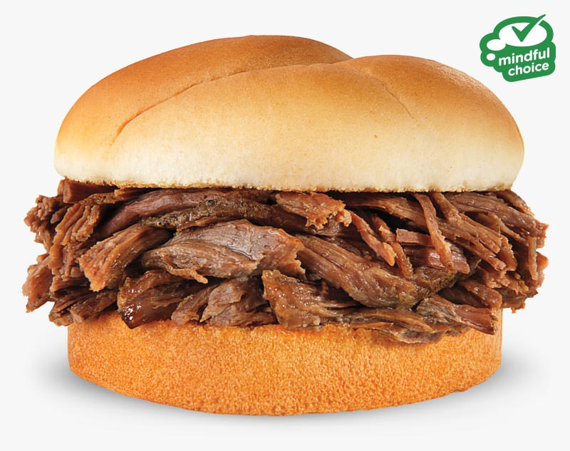 Beef Pot Roast Sandwich