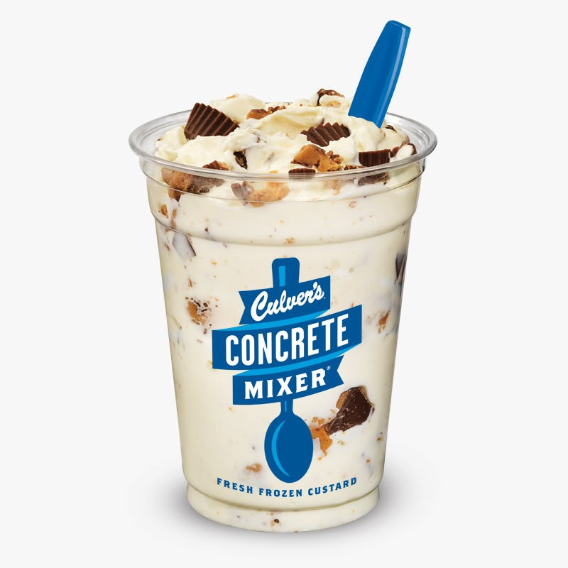 Reese's Vanilla Concrete Mixer, Regular