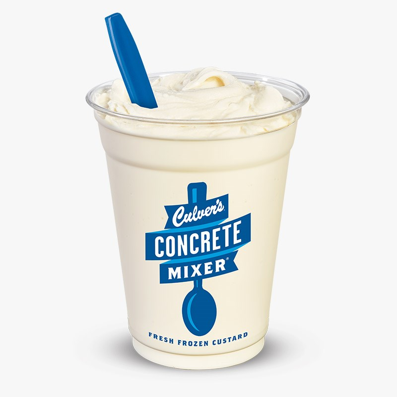 Vanilla Concrete Mixer, Regular