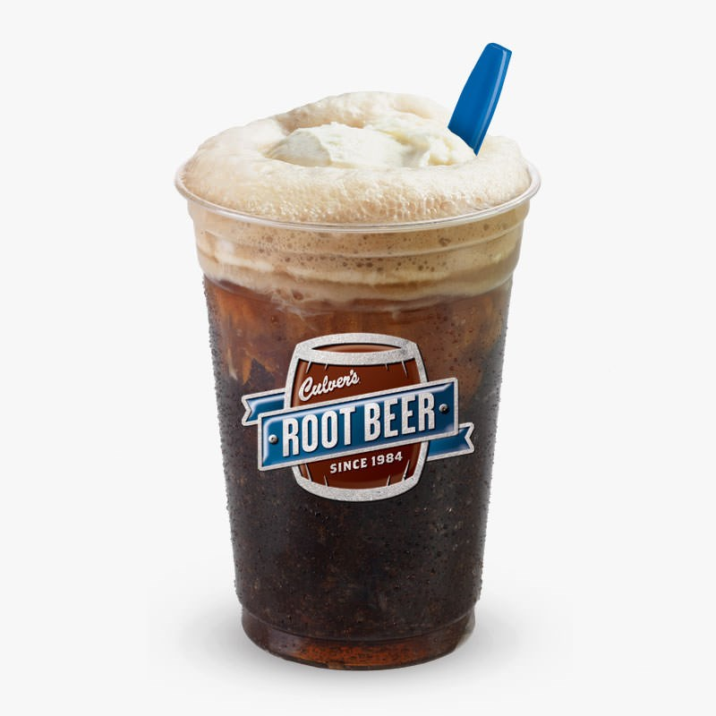Culver's® Root Beer Float, Short