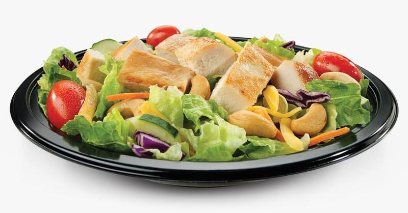 Chicken Cashew With Grilled Chicken Salad Our Menu Culver S