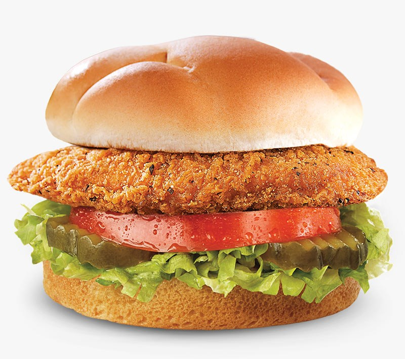 Spicy Crispy Chicken Sandwich