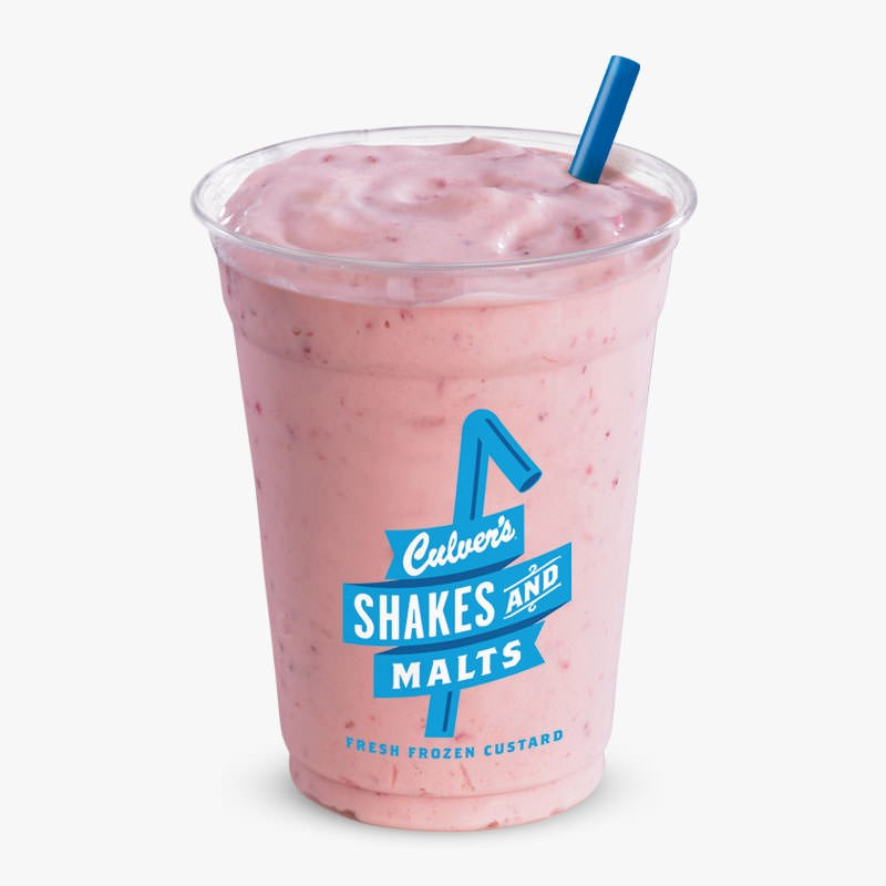 Strawberry Malt, Regular
